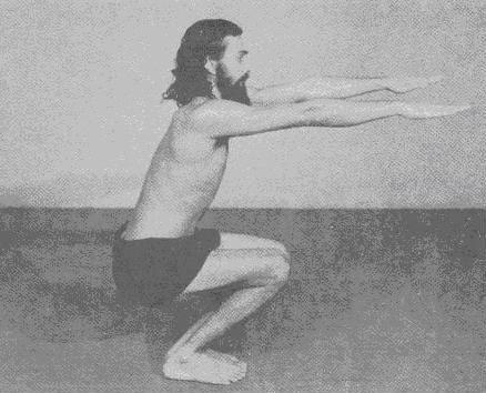 Джангха-шакти-викасака – 1 (укрепление бедер)