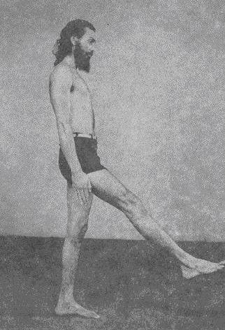 Джану-шакти-викасака (укрепление коленей)