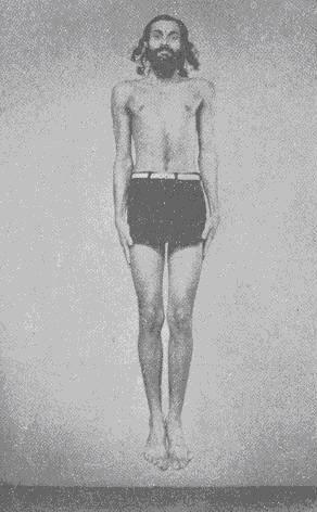 Пада-тлула-шакти-викасака (укрепление подошв ног)